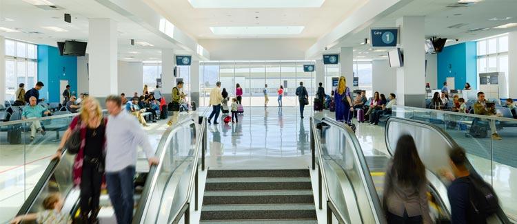 Domestic-Terminal-Gates