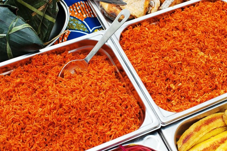 Joloff-Rice