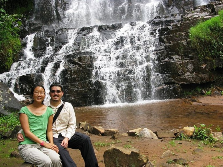 Burundi - Karera-falls