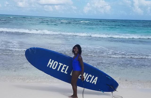Lupita Vacation Mexico
