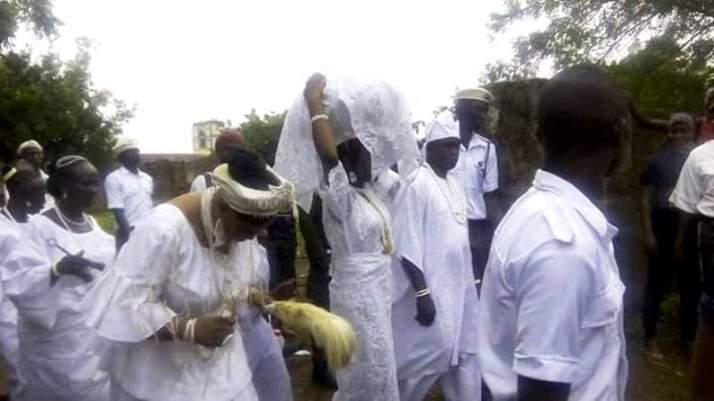 Okota festival arugba