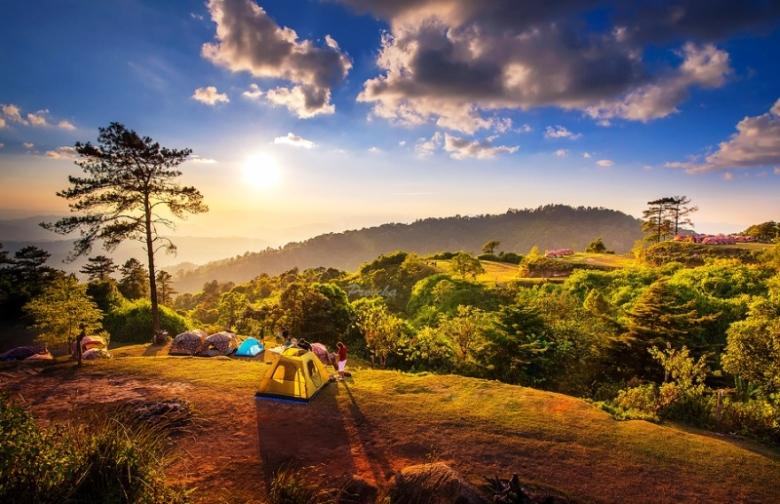 Thailand Doi-Wiang-Pha-National-Park