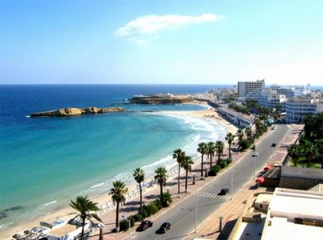 tunisia beach