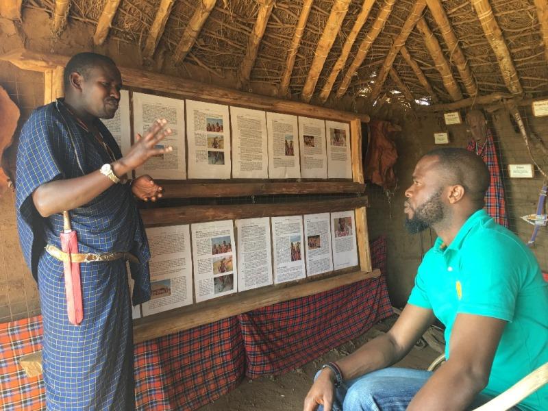 13 Maasai history class