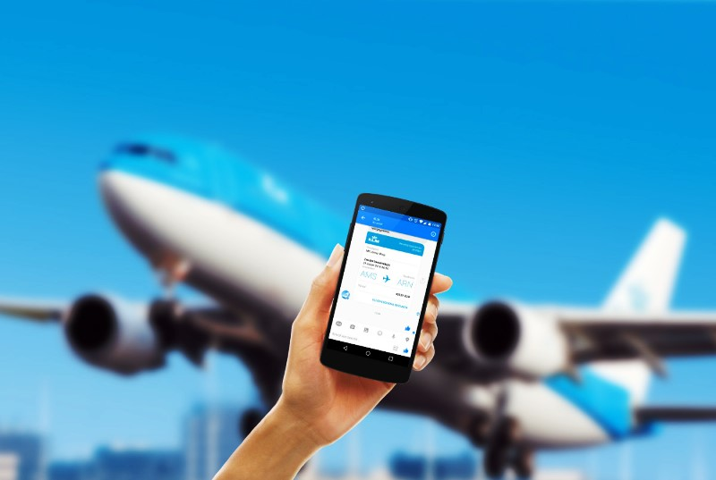 klm wechat pay