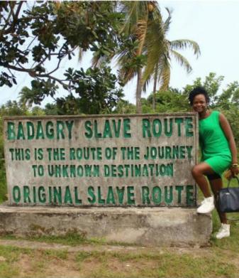 Olajumoke in Badagry