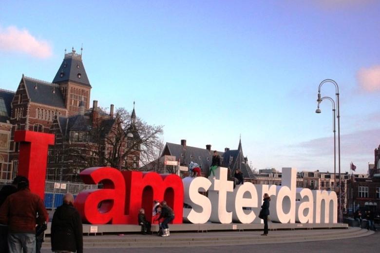 Netherlands Europe Amsterdam Tourism
