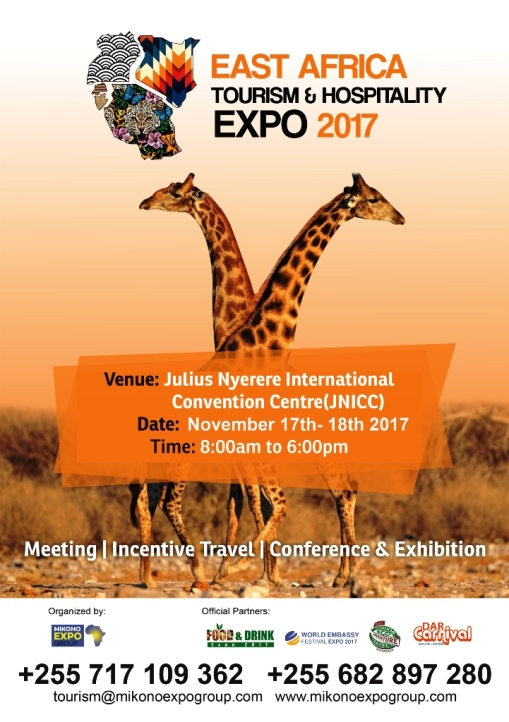 east africa tourism and hospitality expo 2017