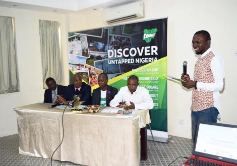 Nigeria Travel Week Press Conf
