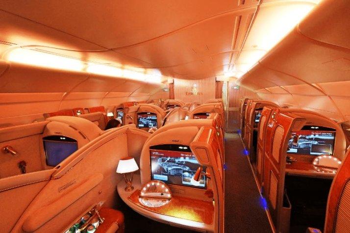 Emirates bus