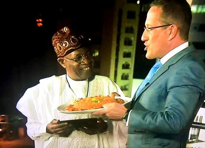 lai mohammed richard quest