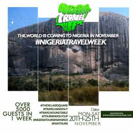 Nigeria Travel Week Ad