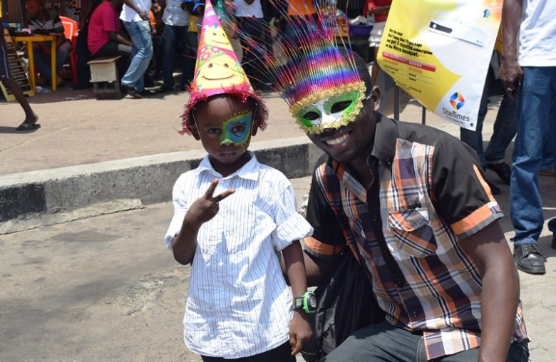 Sam Adeleke Lagos Carnival