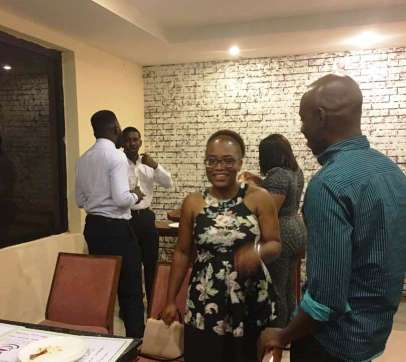Hillsong Lagos Connect Group