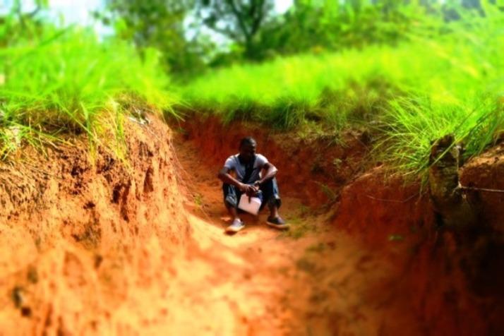 Ngwo Cave - Sam Adeleke