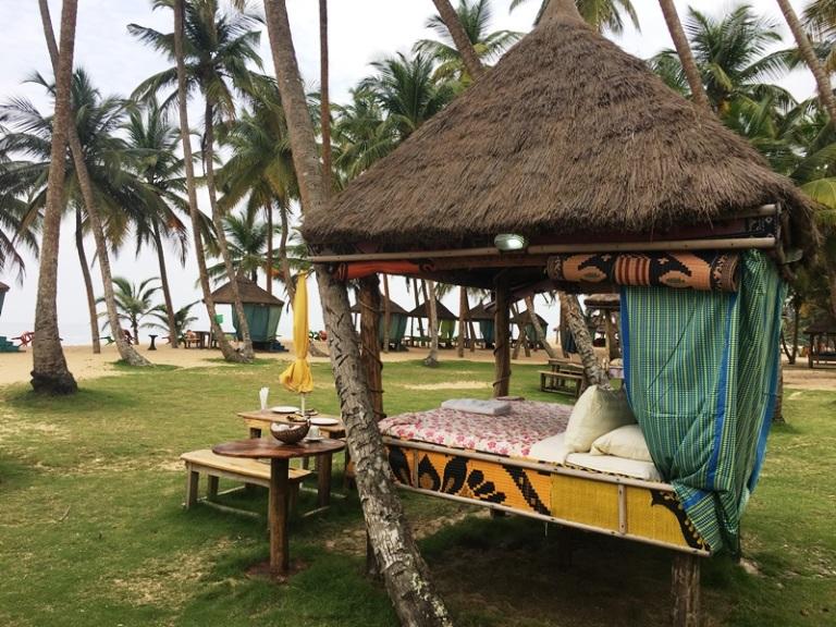 Sam Adeleke - Beach Beds at La Campagne Tropicana