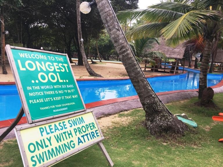 Sam Adeleke - LaCampagne Tropicana -120m longest swimming pool