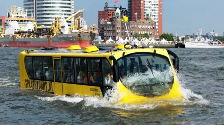 The Netherlands Splashtours-Rotterdam-1