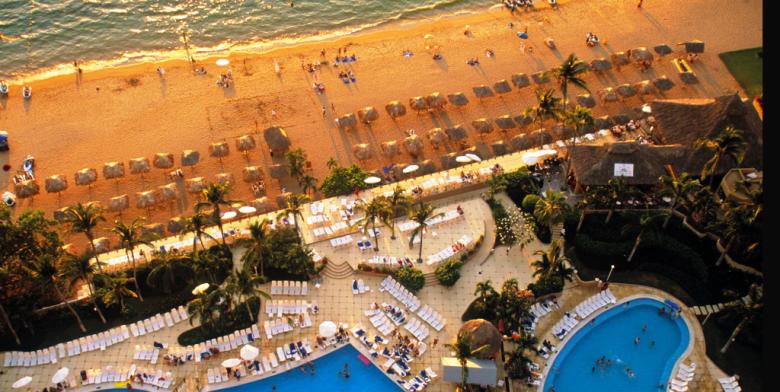 mexico tourism - beach