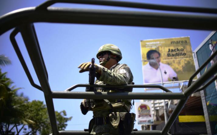 mexico tourism security