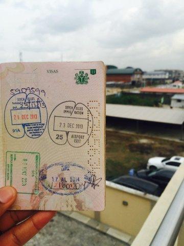 naija nomad green passport