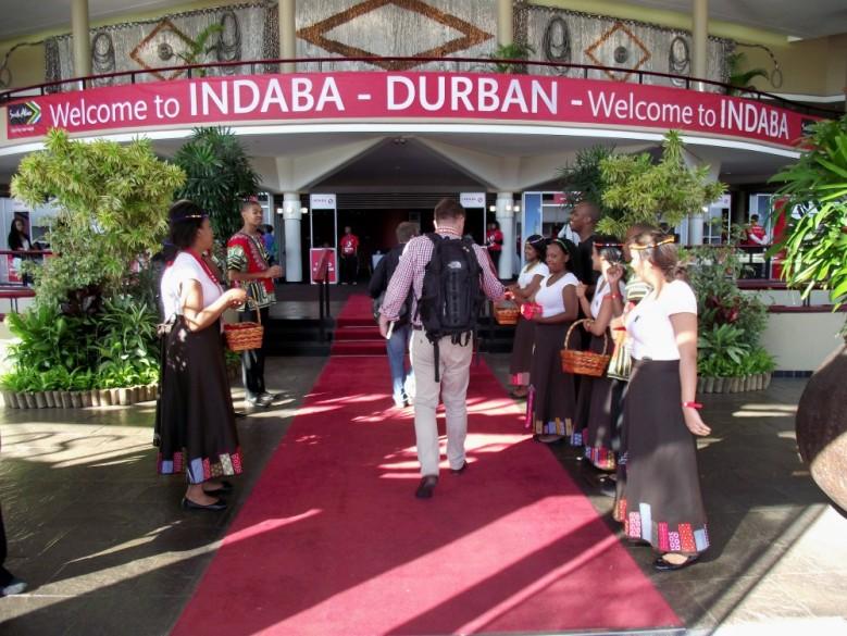 indaba durban southafrica