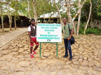 Kakum National Park - Jide Awobona - Eniolatito Abumere - Sam Adeleke - Afro Tourism