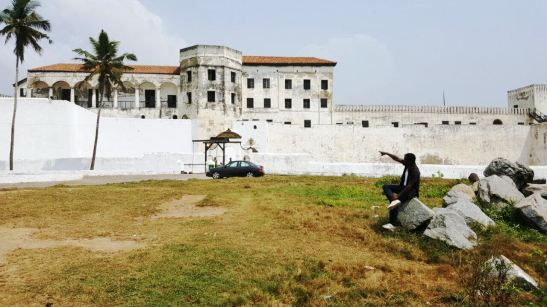 Sam Adeleke-Elmina castle-Afro Tourism -Ghana