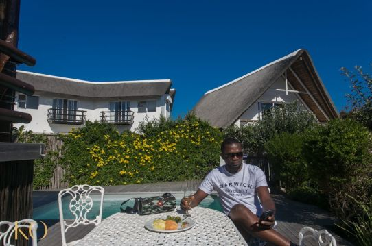 Sam Adeleke - South African Tourism - Cape Francis Resort